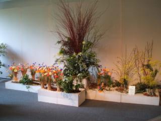 フラワーデザインの歴史をいける 花を結ぶ・花を束ねるpartⅡ