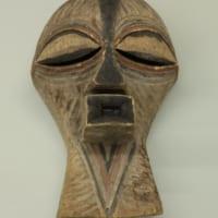 儀礼用仮面(コンゴ民主共和国)