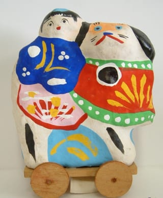 夏の収蔵資料展「日本の郷土玩具」